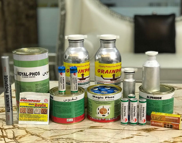 Aluminium-Phosphide
